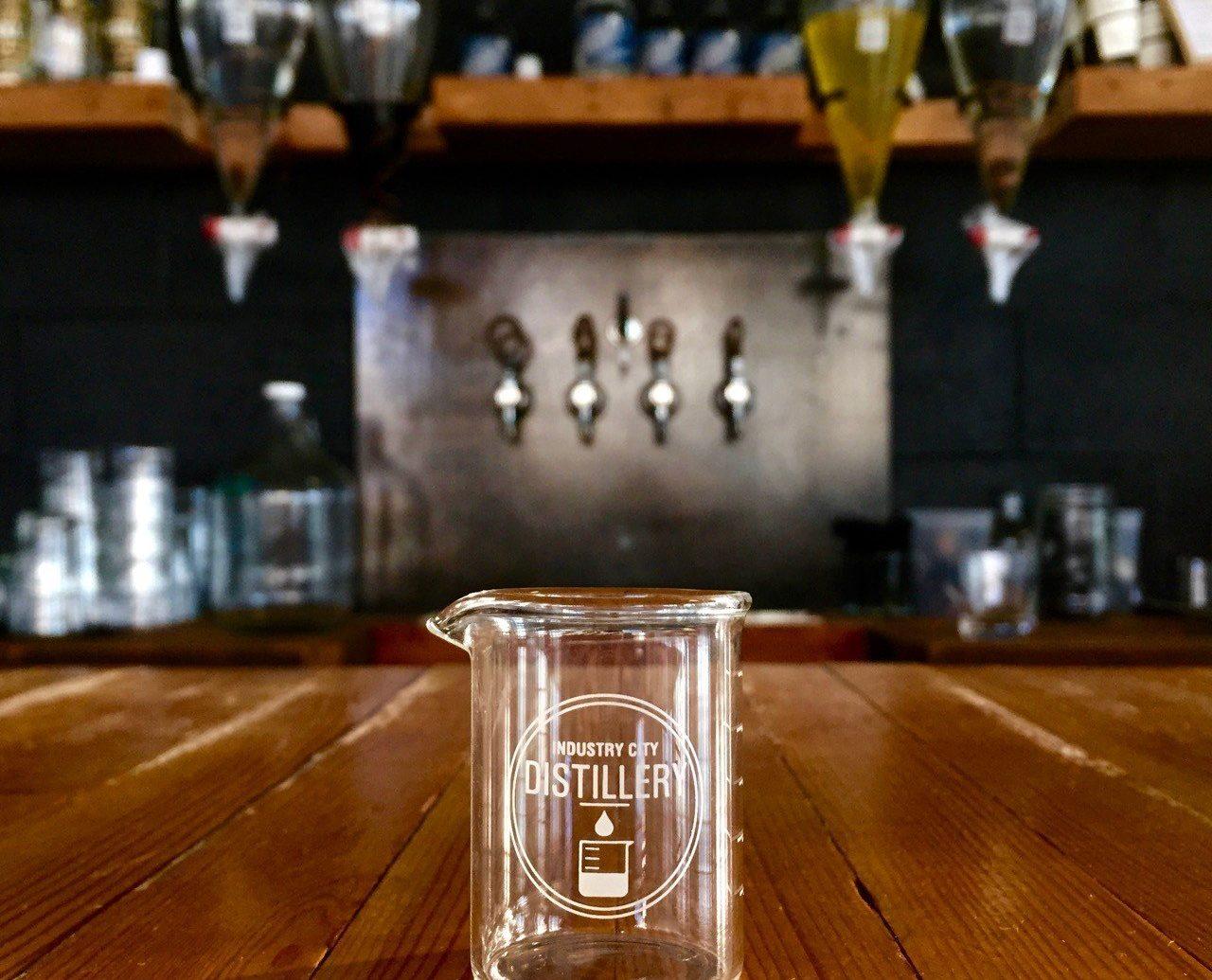 Brooklyn Food + Drink Drink alcoholic beverage distilled beverage glass barware alcohol glass bottle pint us table beer Bar liqueur