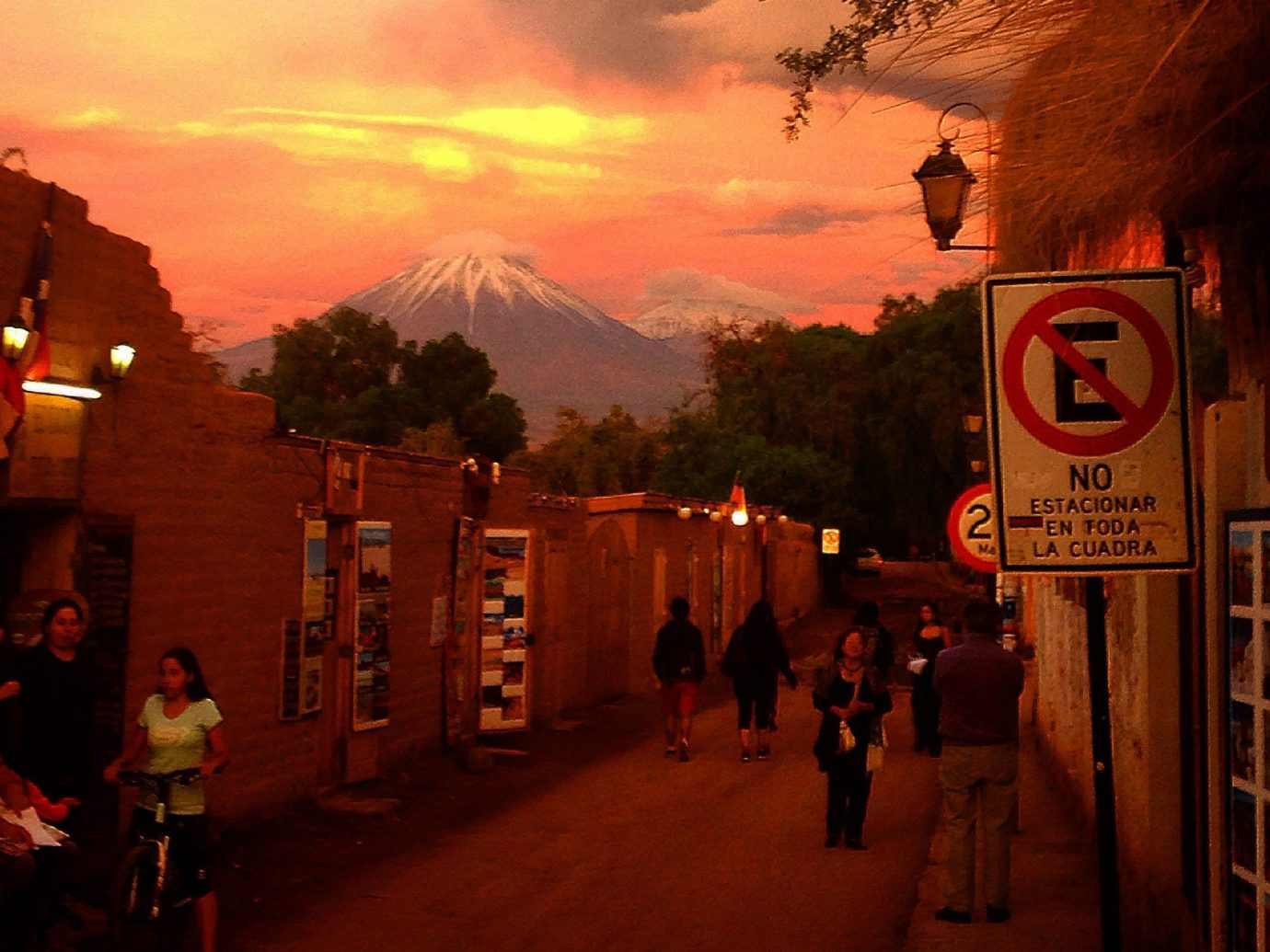 Outdoors + Adventure color outdoor night road evening mountain morning street temple travel