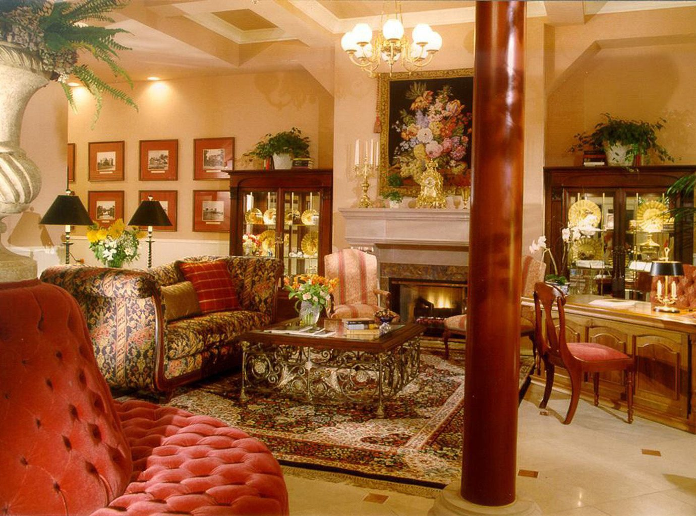 Cultural Historic Landmarks Lobby Lounge Romance Romantic Wine-Tasting living room chair home mansion