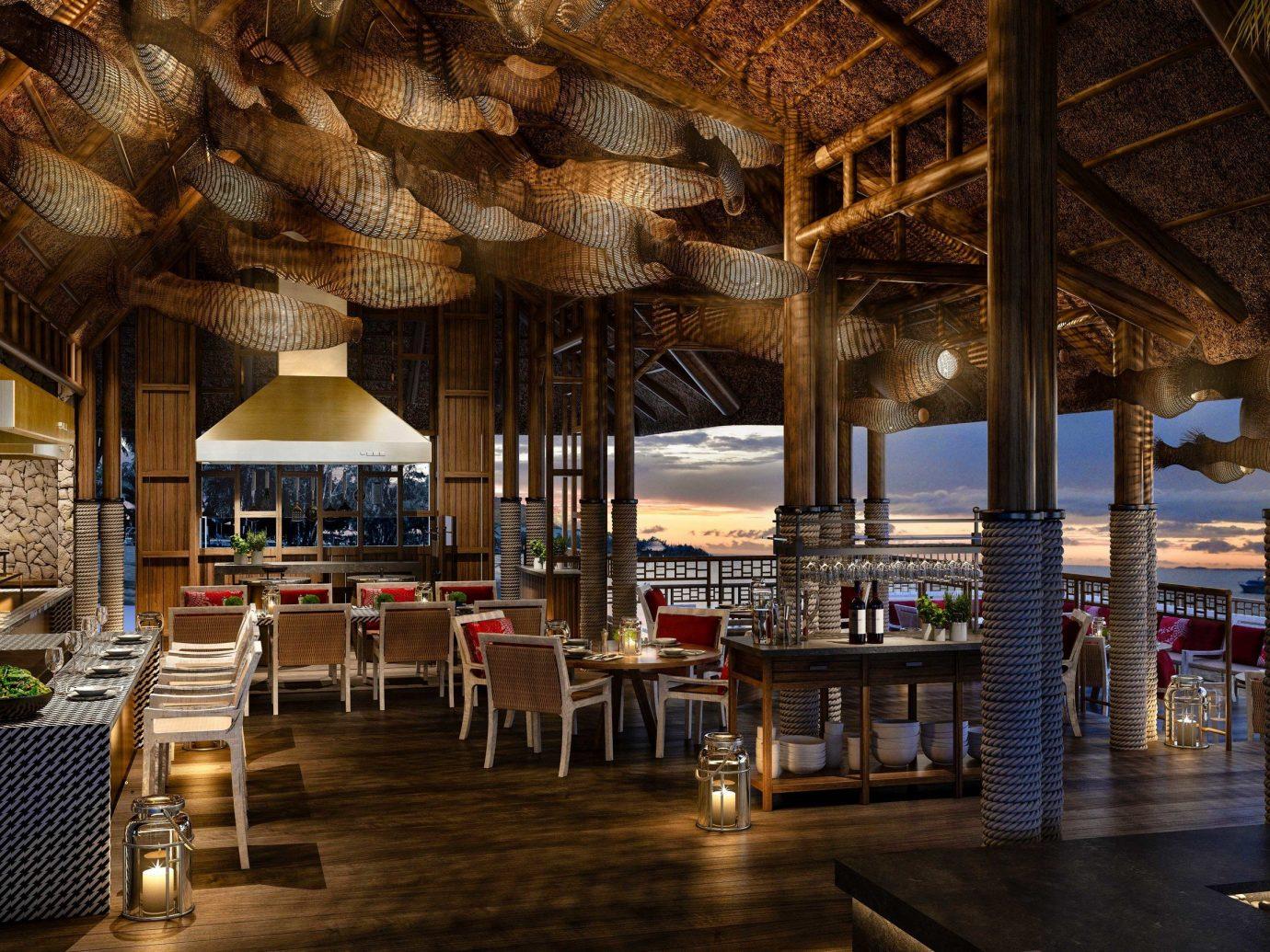 Trip Ideas chair indoor restaurant interior design Resort furniture