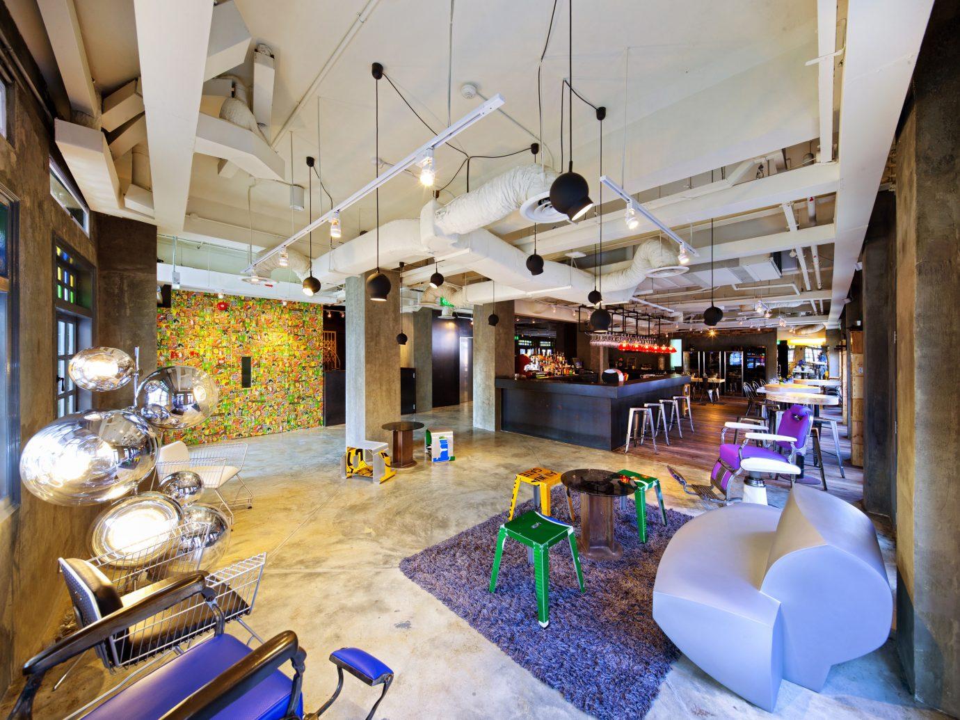 Budget room building estate home interior design Lobby Resort Design restaurant mansion