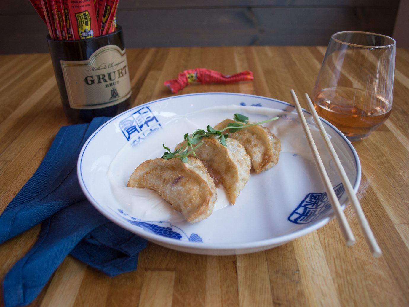 Food + Drink table food floor plate dish indoor cuisine meal breakfast fried food appetizer junk food