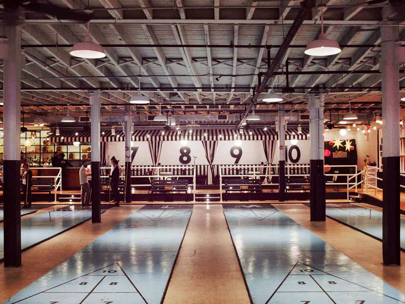 Royal Palms Shuffleboard Club in Brooklyn, NY