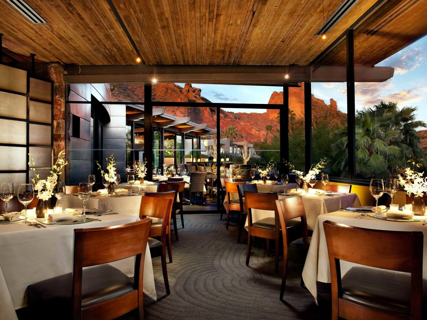Restaurant at Sanctuary on Camelback Mountain Resort and Spa