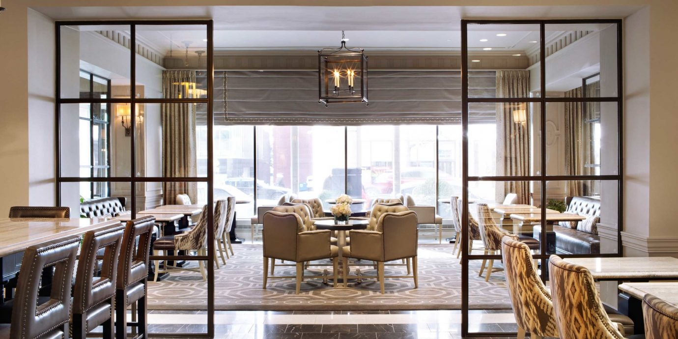 Hip Lounge Luxury Modern chair property home cabinetry living room wooden lighting restaurant Kitchen Dining dining table