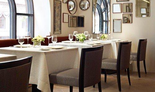 Hotels floor indoor wall dining room window room property restaurant interior design meal Suite estate dining table