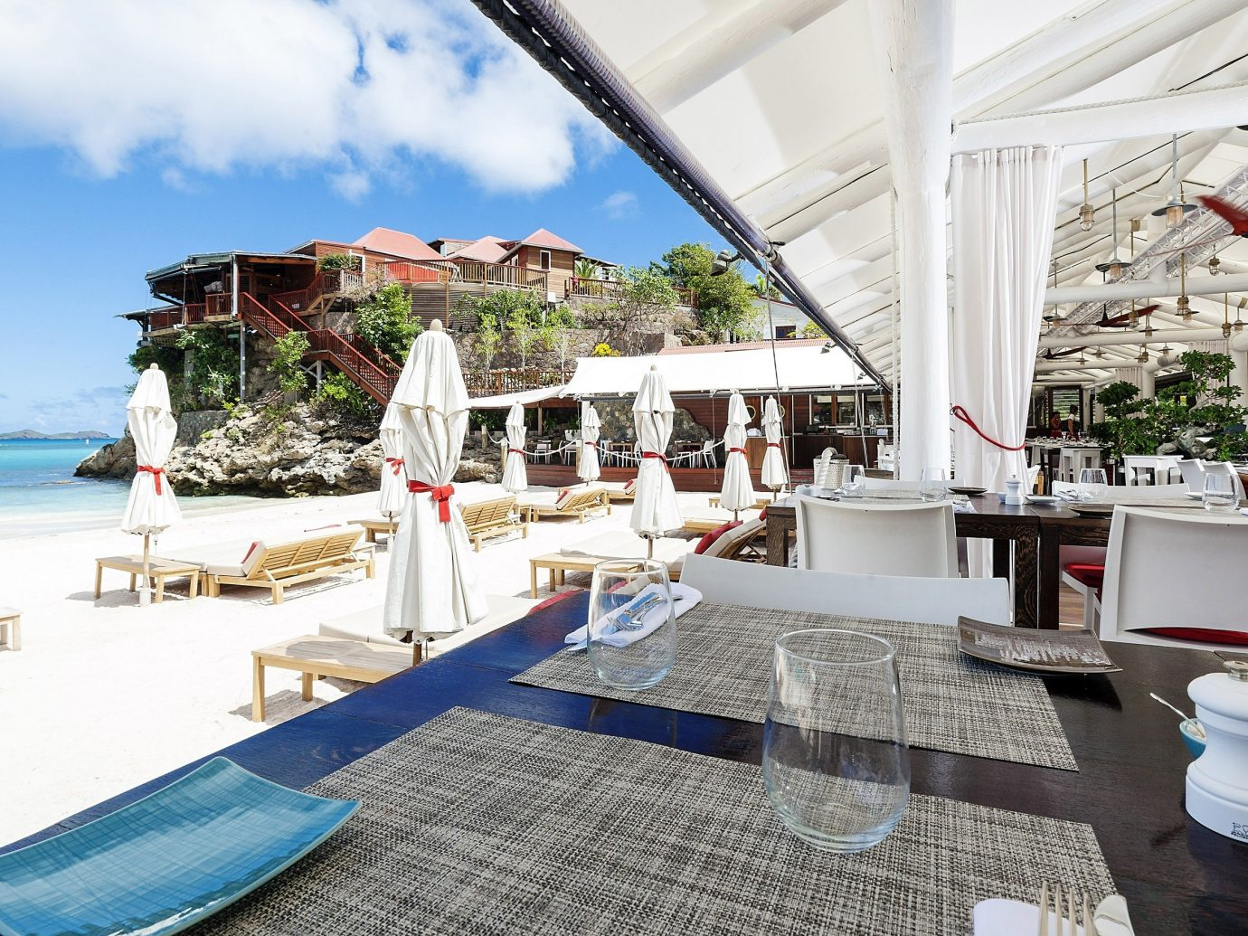 Jetsetter Guides leisure Resort vacation restaurant caribbean vehicle estate yacht marina furniture