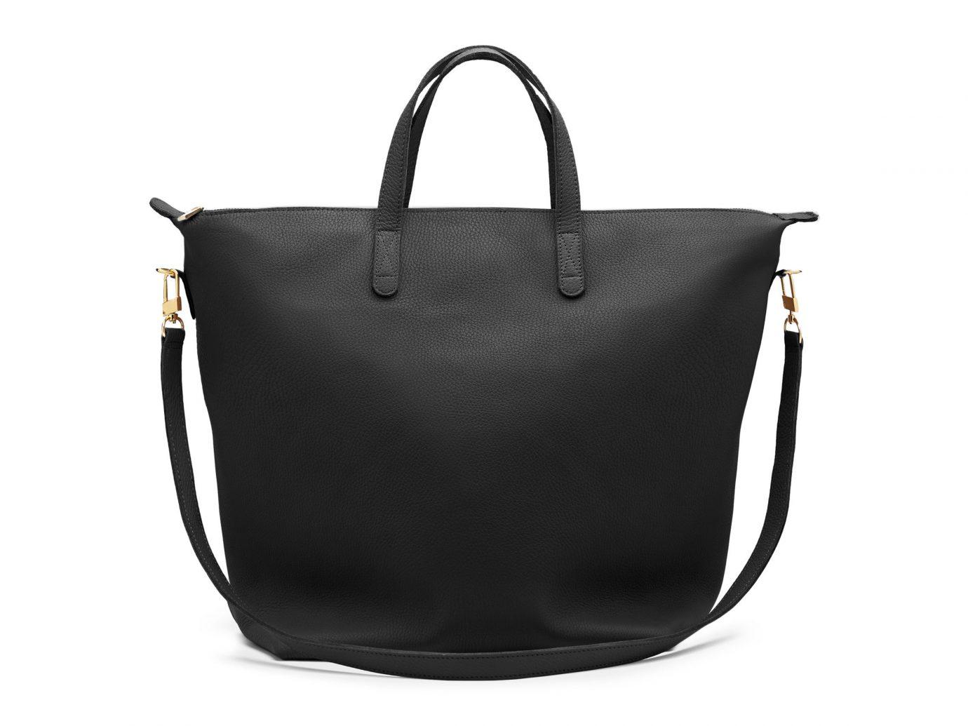 Style + Design bag black handbag accessory fashion accessory indoor leather shoulder bag product tote bag product design brand luggage & bags baggage case