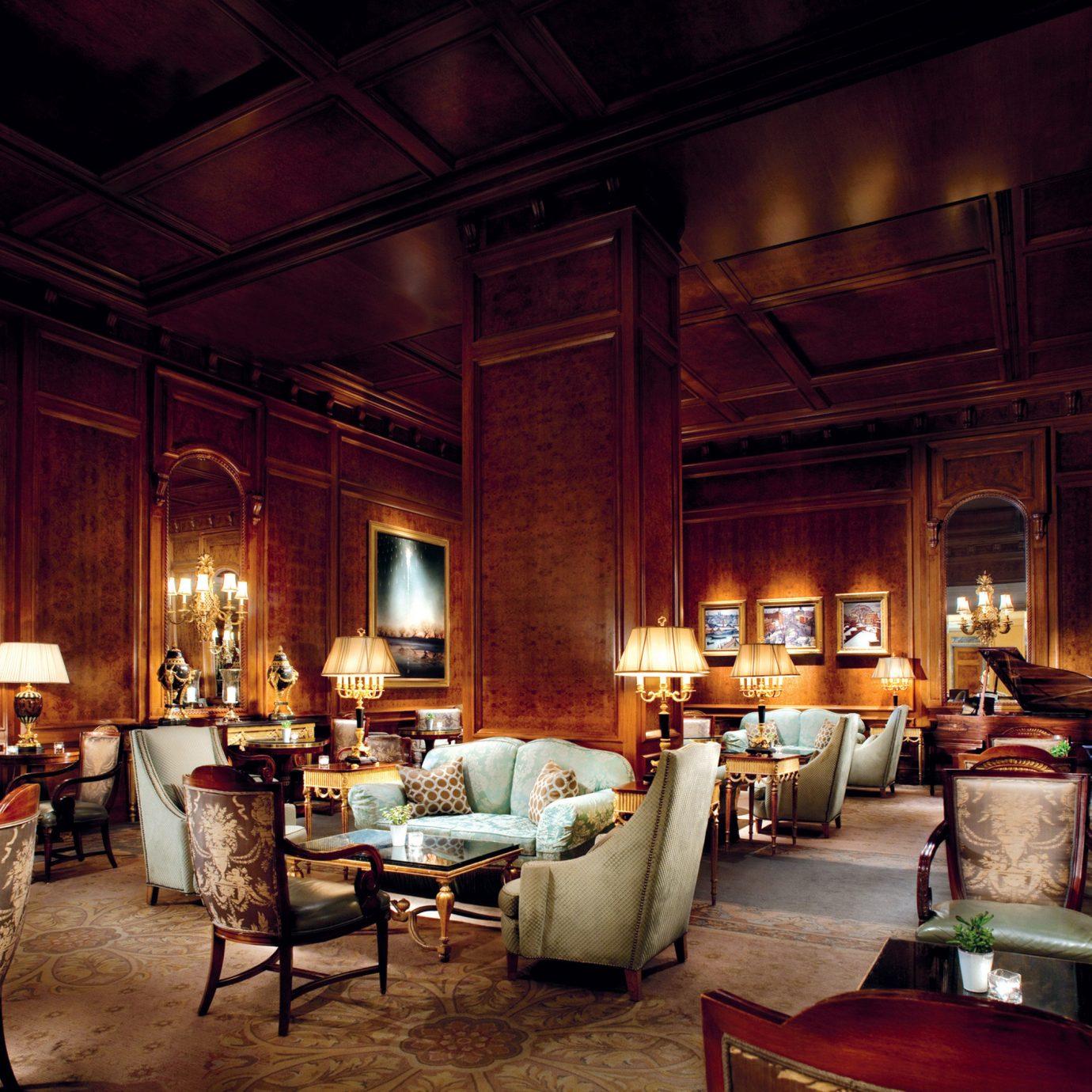 Elegant Fireplace Hotels Lounge Luxury lighting home living room mansion restaurant