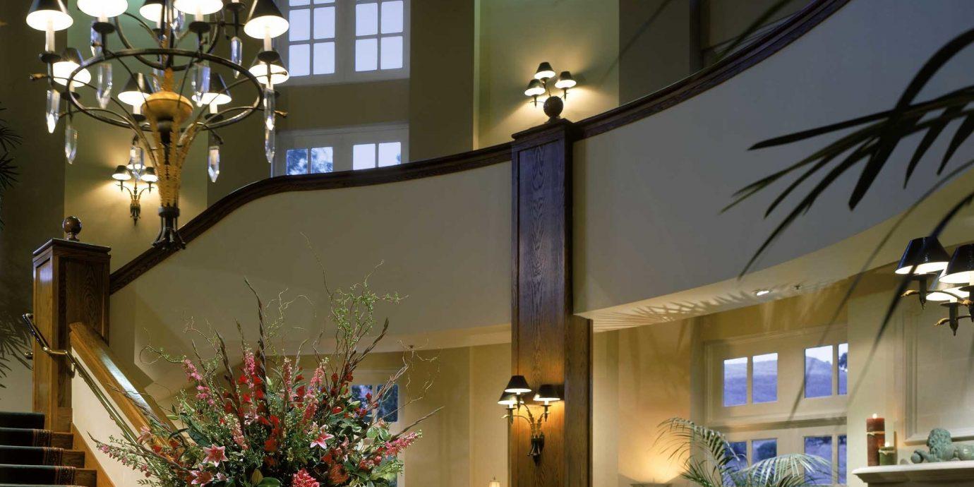 Elegant Lounge Luxury plant Lobby flower lighting restaurant shopping mall retail