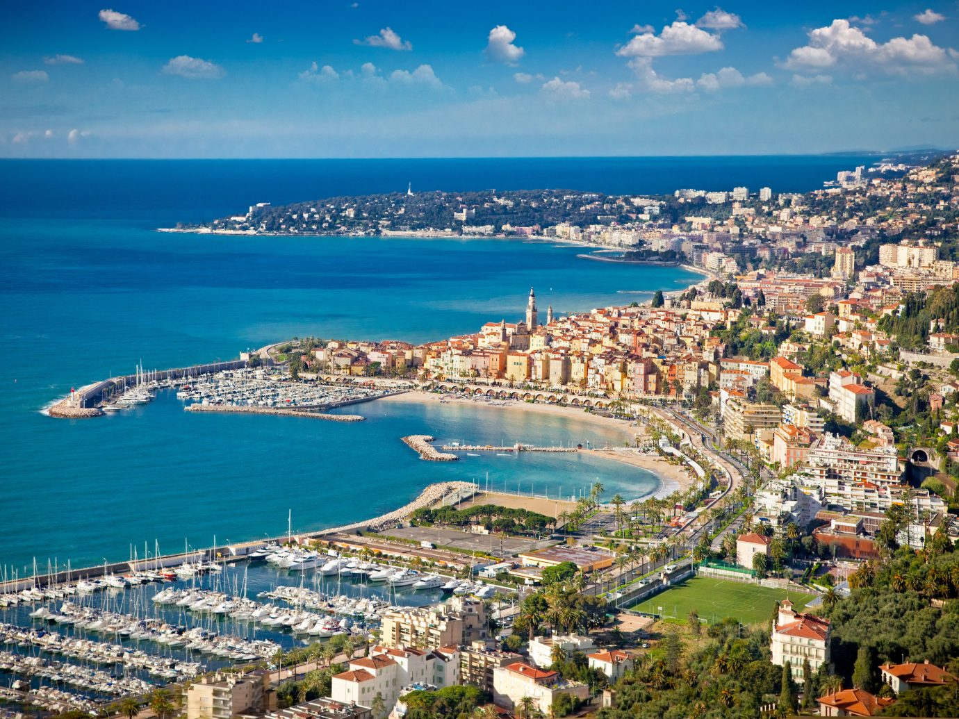 Italy Trip Ideas City Coast Sea sky aerial photography bird's eye view promontory tourism cityscape metropolitan area coastal and oceanic landforms horizon bay daytime cape port peninsula panorama marina suburb inlet