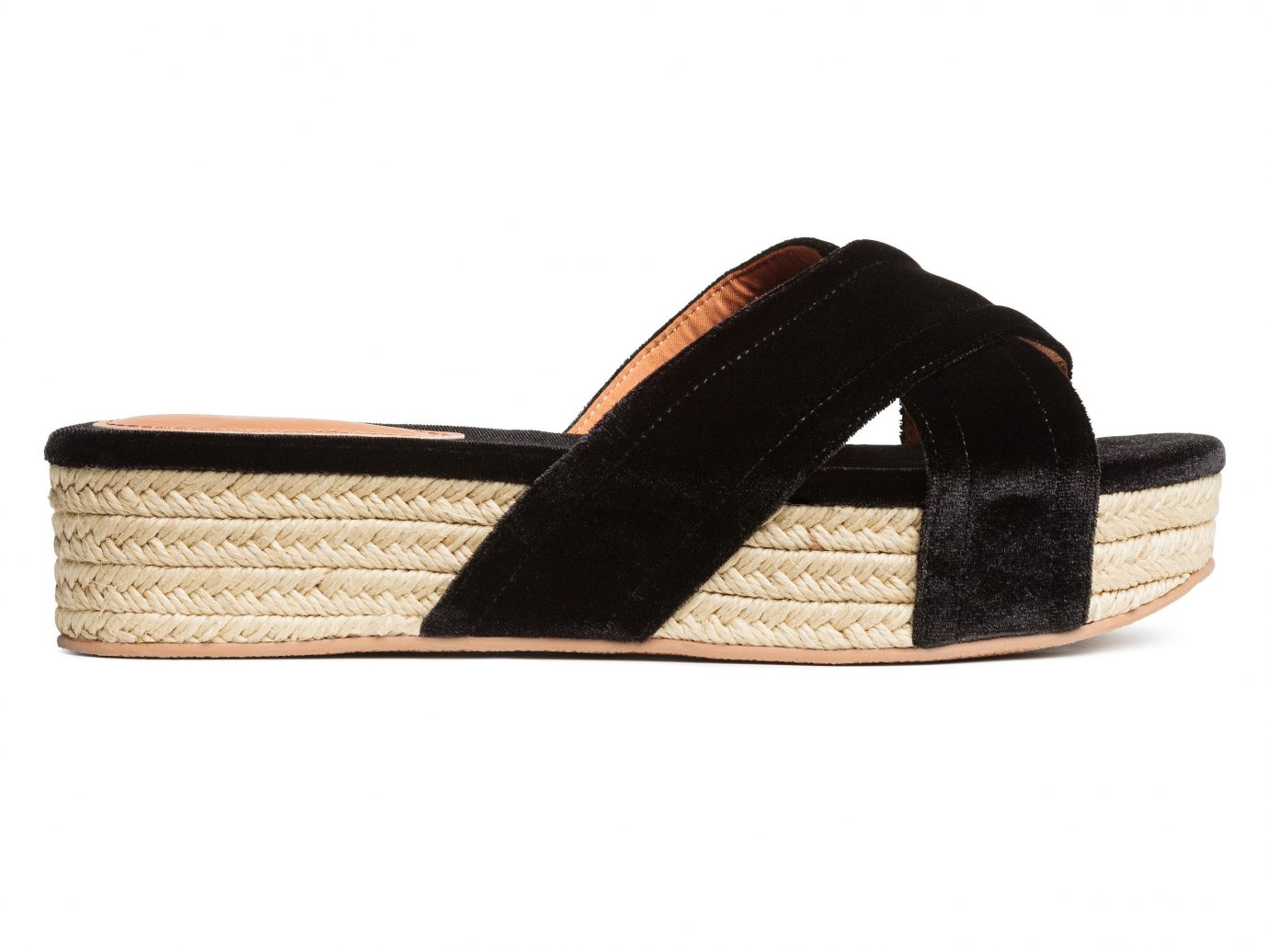 Style + Design footwear shoe product sandal outdoor shoe slide sandal beige