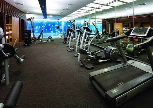 structure gym sport venue office muscle physical fitness exercise machine