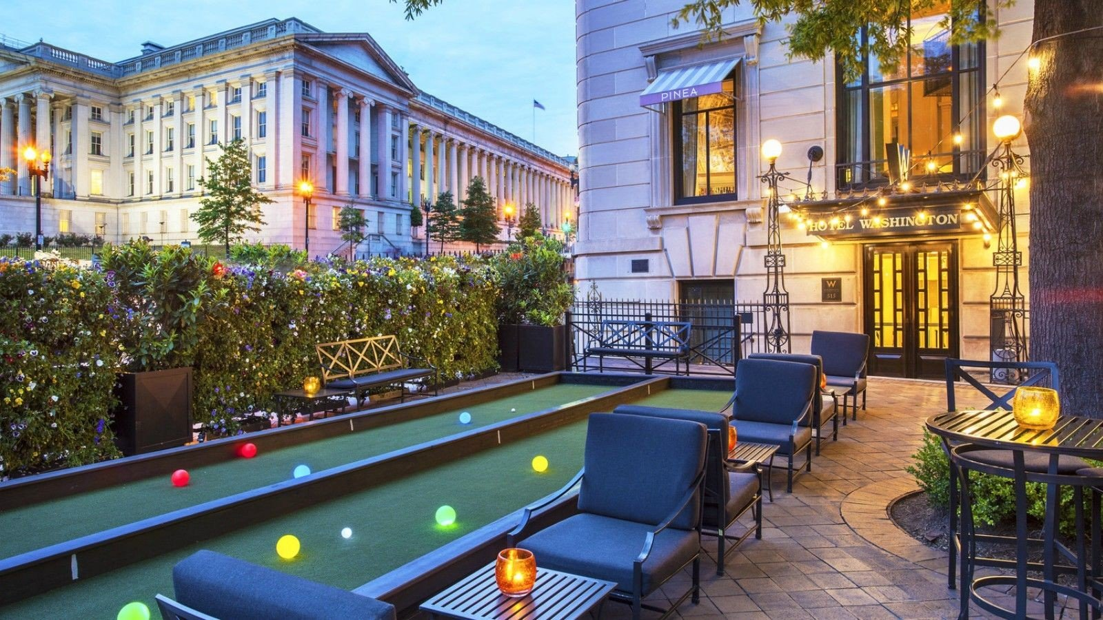 The 9 Best Hotels In D C