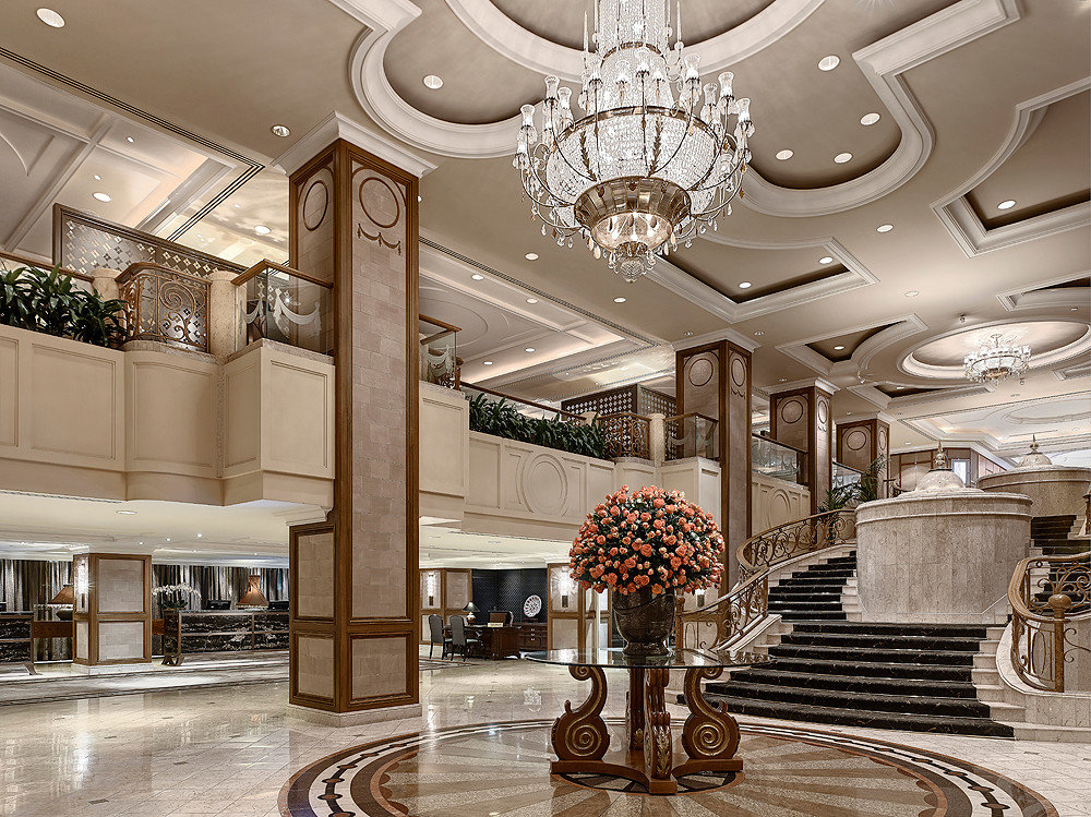 Australia Hotels Melbourne indoor Lobby ceiling room estate interior design lighting ballroom mansion Design function hall living room furniture