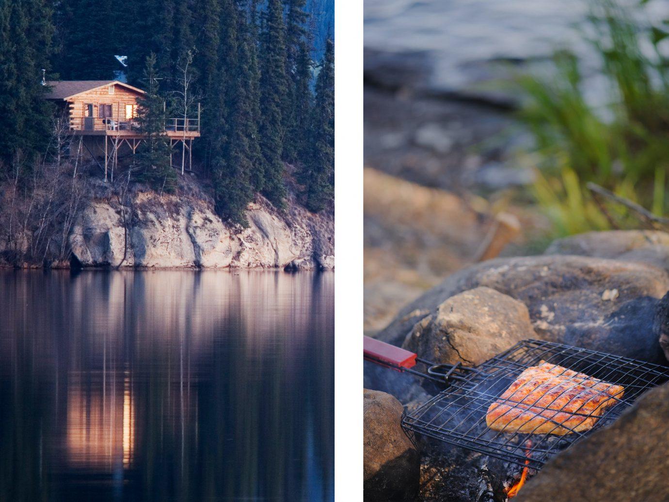 Trip Ideas outdoor Nature water reflection season autumn