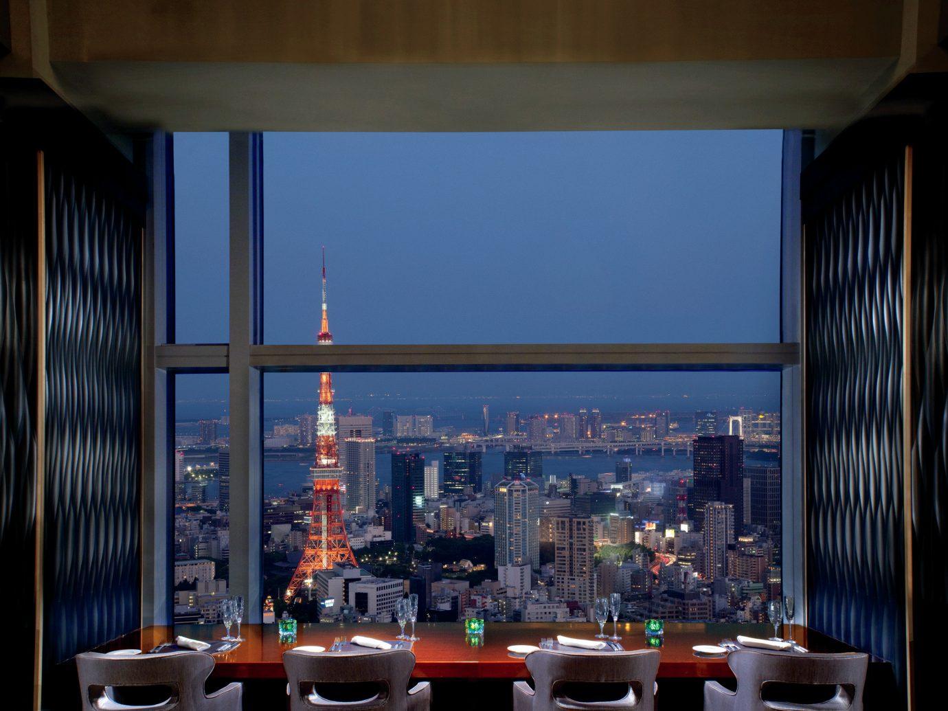 Hotels Romance window indoor room restaurant interior design lighting home Bar Design window covering living room