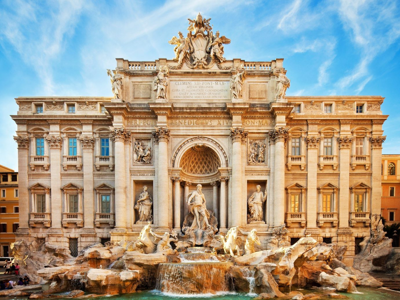 Trip Ideas building outdoor landmark historic site fountain ancient rome palace ancient roman architecture plaza ancient history Architecture water feature facade monument basilica stone