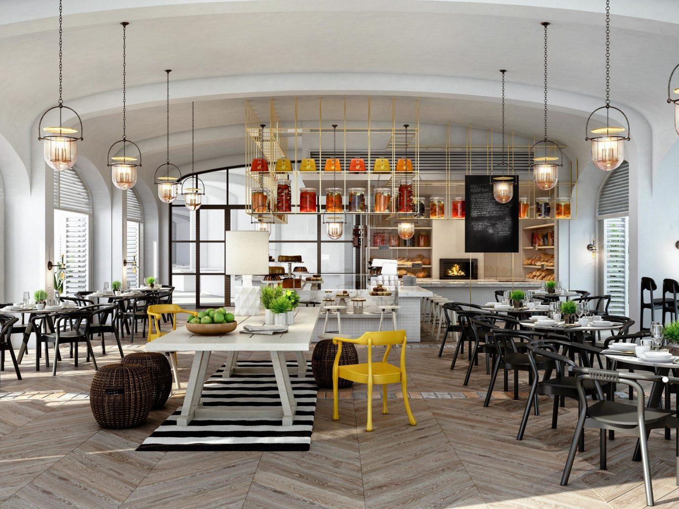 Trip Ideas indoor restaurant interior design café several