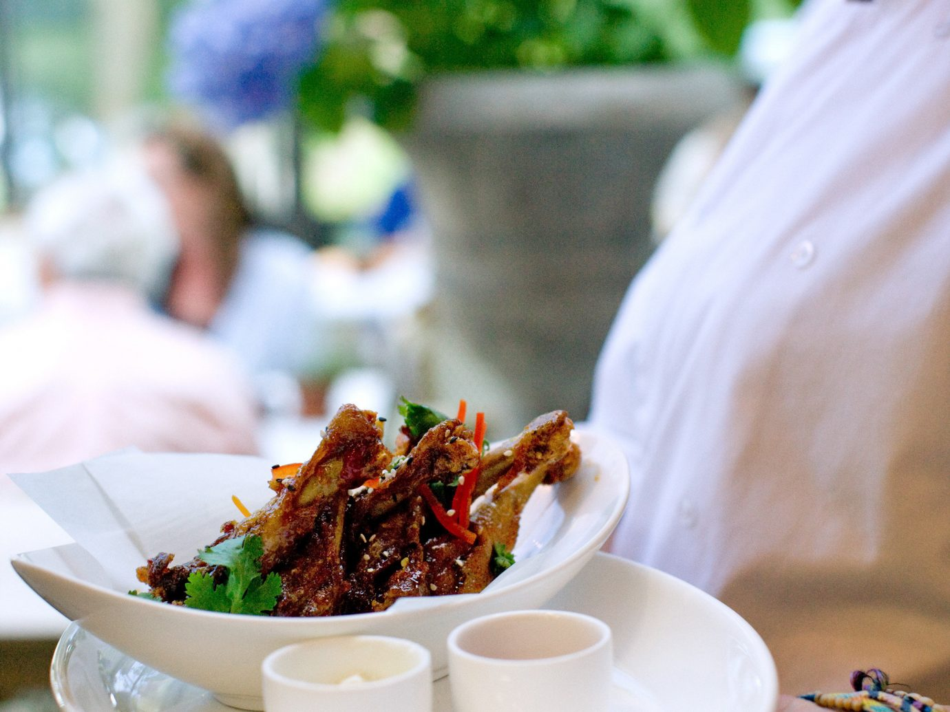 Travel Tips person human action meal lunch dish food restaurant sense dinner brunch eating flower