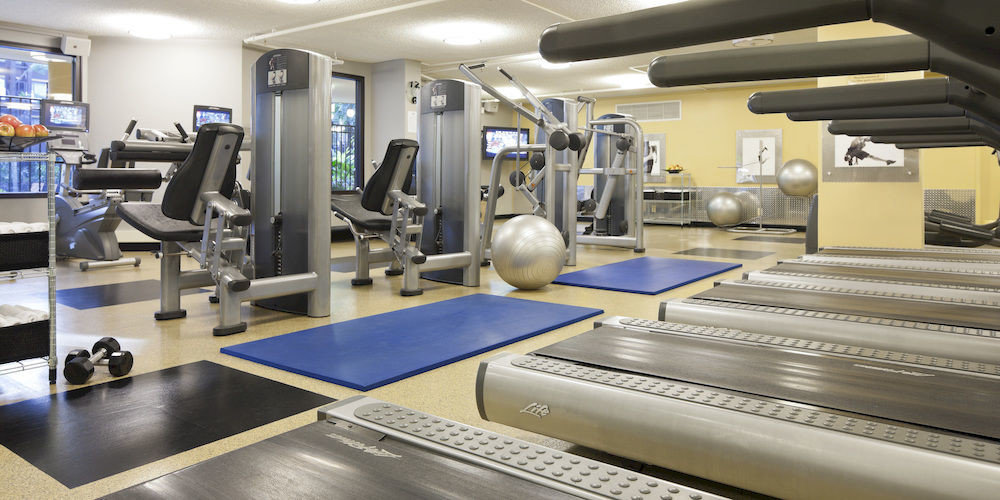Family Fitness structure gym sport venue