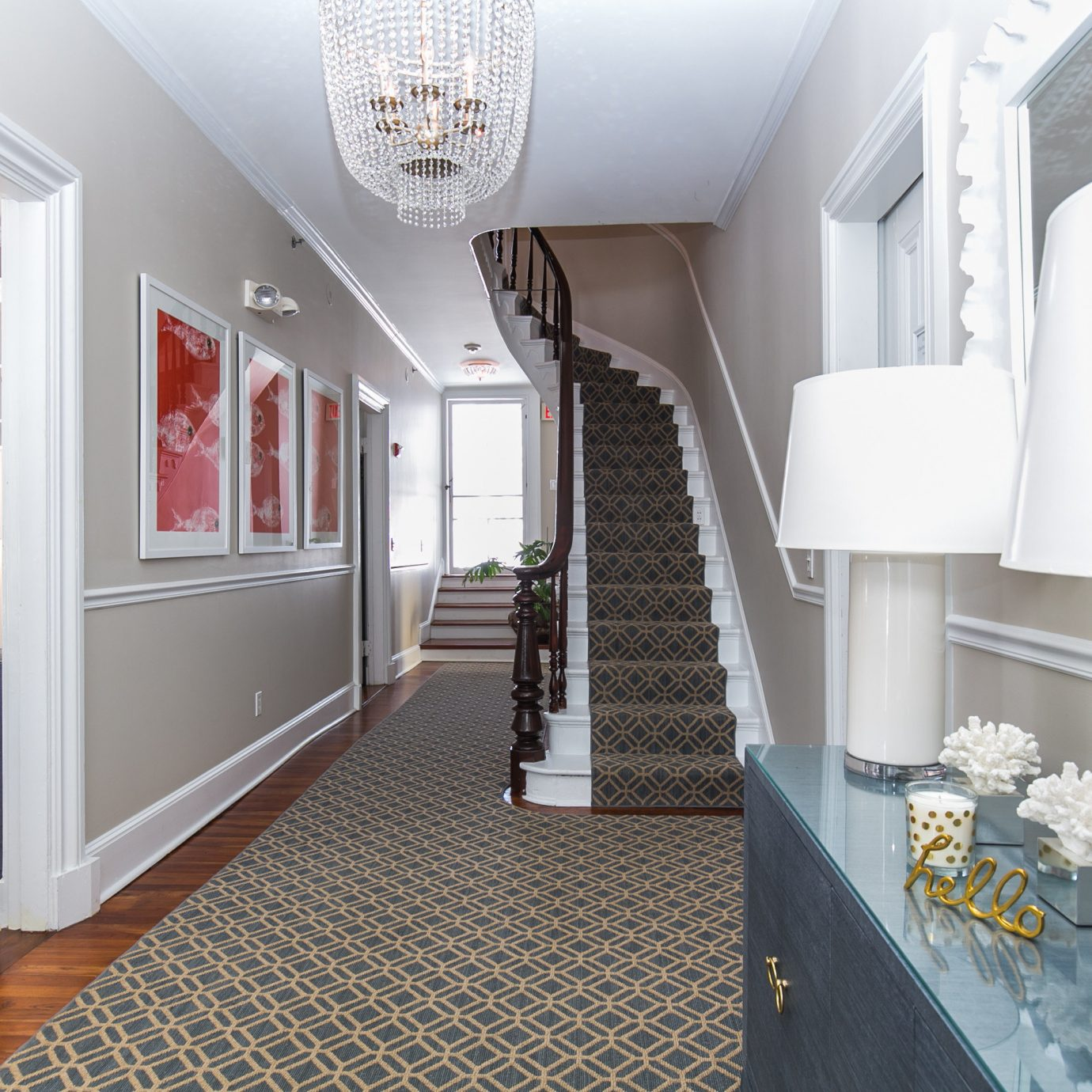 home flooring hall interior designer