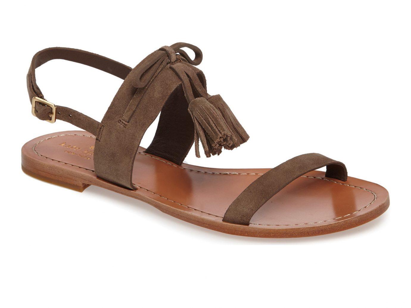 Style + Design footwear brown product chocolate sandal shoe belt piece strap slide sandal beige walking shoe product design outdoor shoe