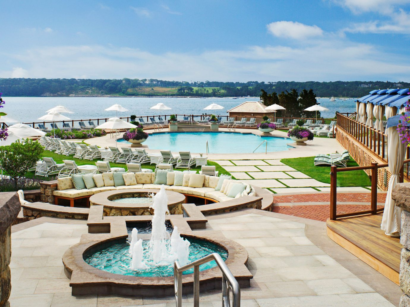 sky outdoor leisure swimming pool property Resort estate vacation Villa backyard real estate caribbean overlooking furniture