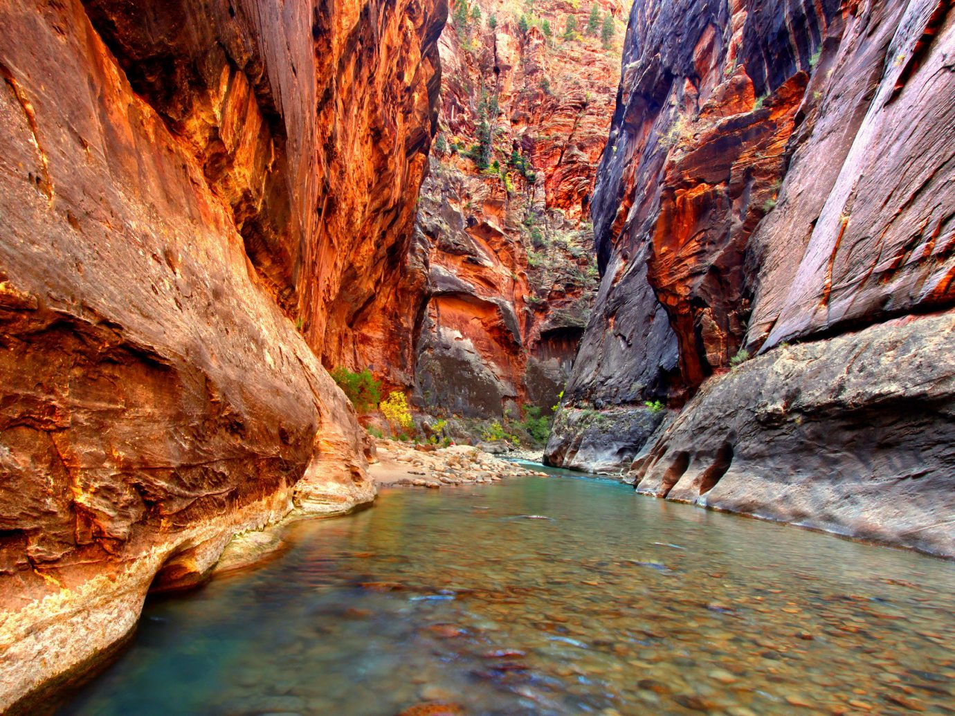 Health + Wellness National Parks Outdoors + Adventure Trip Ideas valley canyon Nature rock geographical feature landform outdoor River mountain wilderness cliff wadi sea cave terrain formation geology autumn Sea