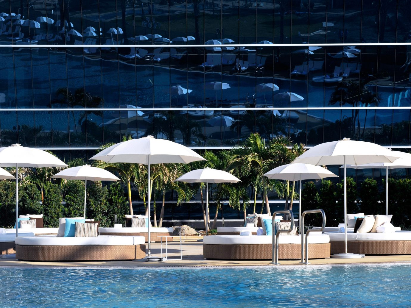 Lounge Play Pool Resort Trip Ideas umbrella outdoor chair swimming pool marina dock