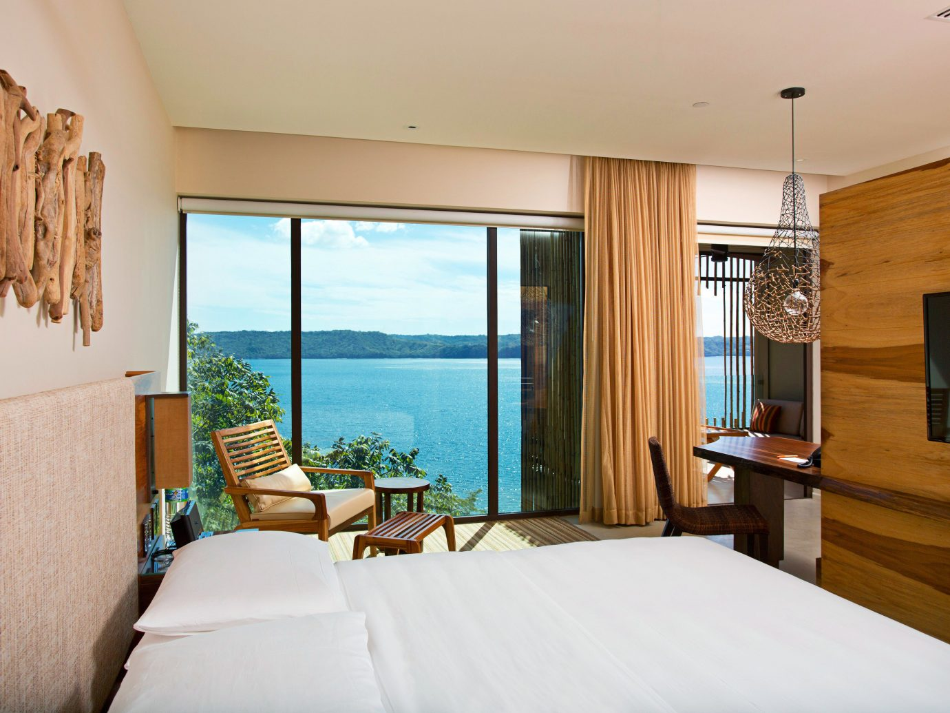 Bedroom At Andaz Hotel Papagayo In Costa Rica