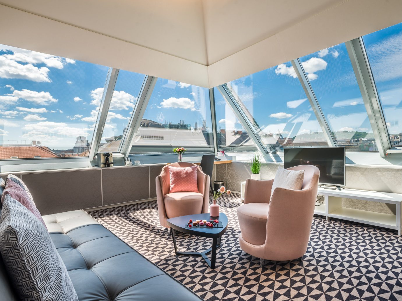Trip Ideas window Boat indoor chair passenger ship room vehicle property ship yacht luxury yacht watercraft interior design estate living room furniture