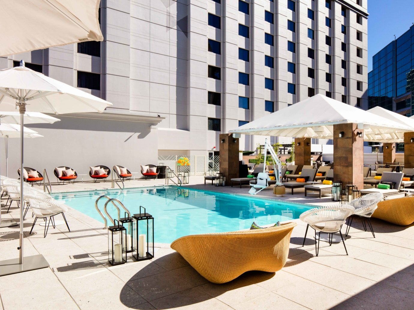 swimming pool leisure hotel apartment Resort real estate condominium vacation table leisure centre estate