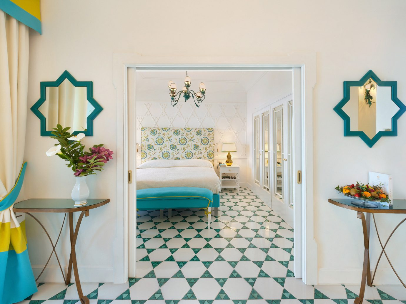 Bedroom at Il San Pietro di Positano