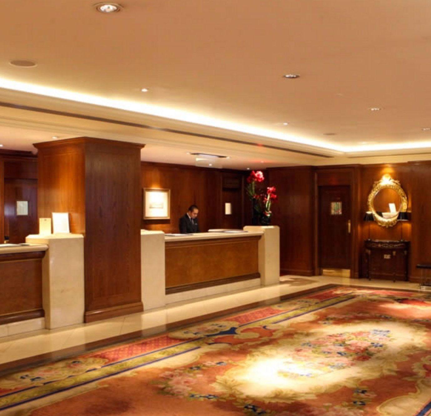 Lobby recreation room billiard room function hall rug mansion ballroom yacht Island