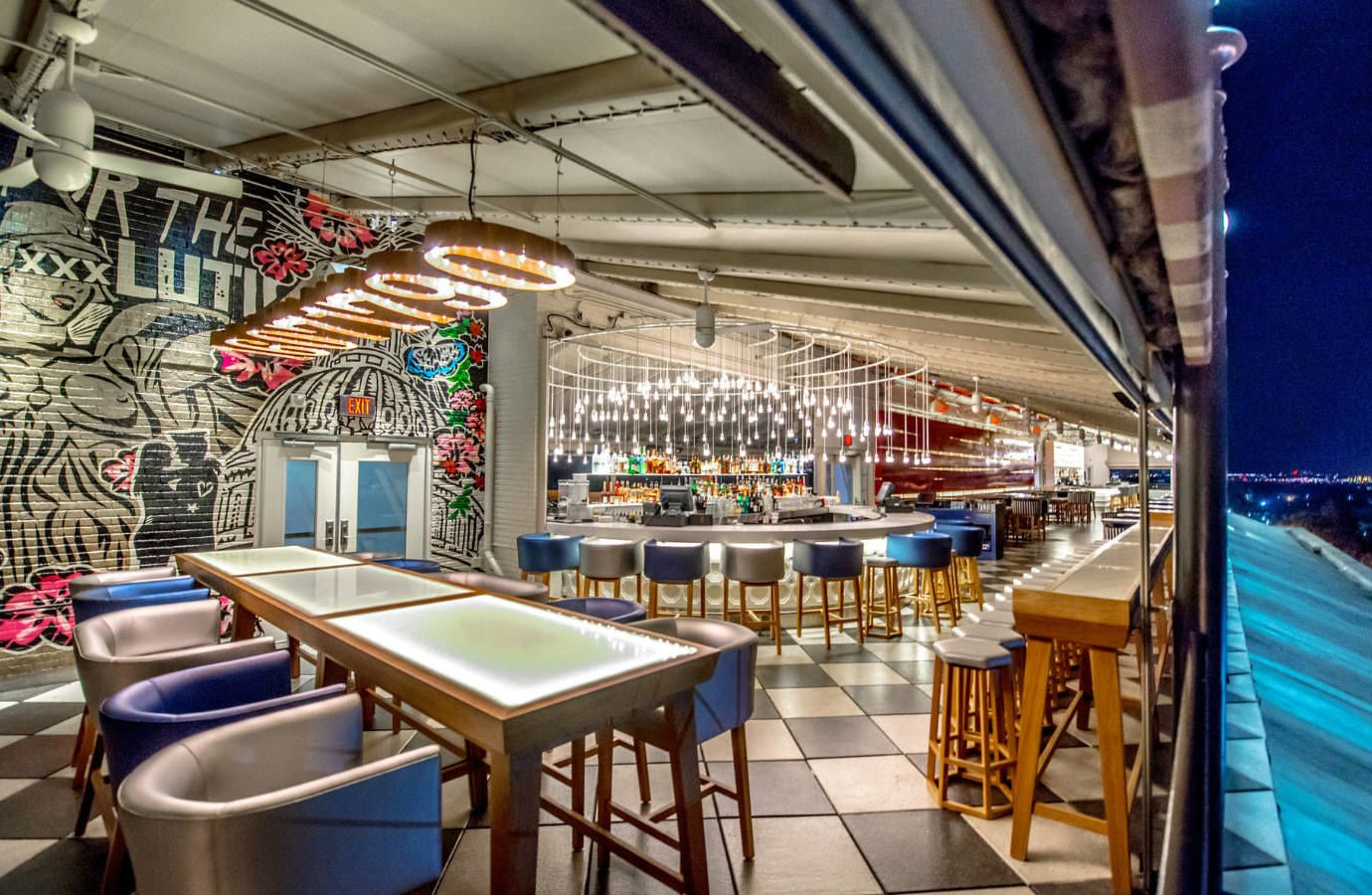 Hotels indoor floor restaurant interior design
