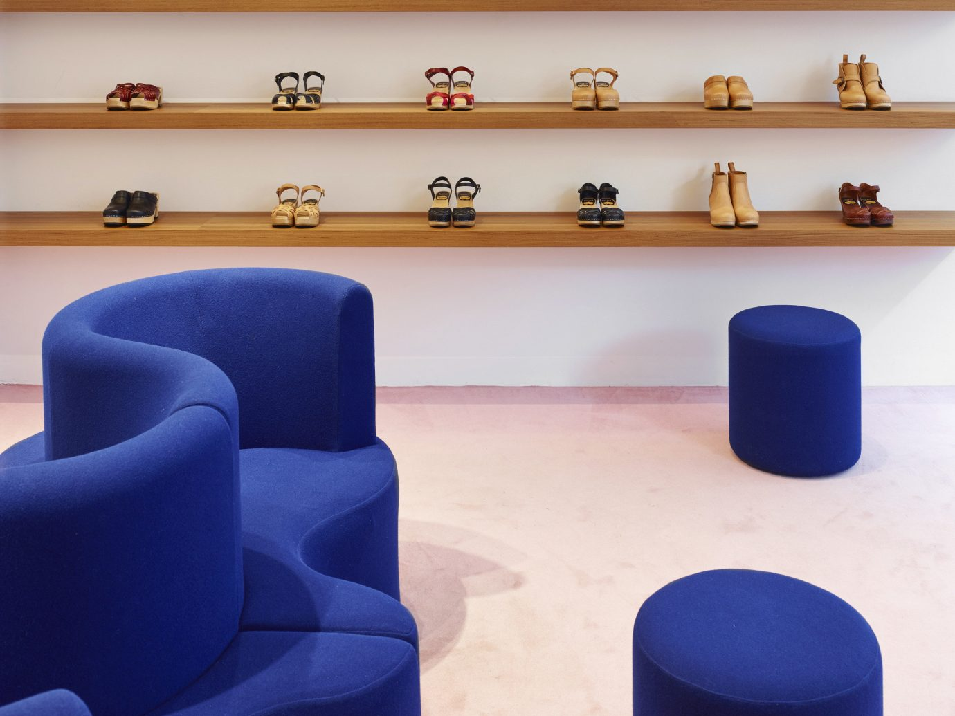 Offbeat Trip Ideas blue furniture indoor table product interior design chair product design flooring floor angle couch waiting room