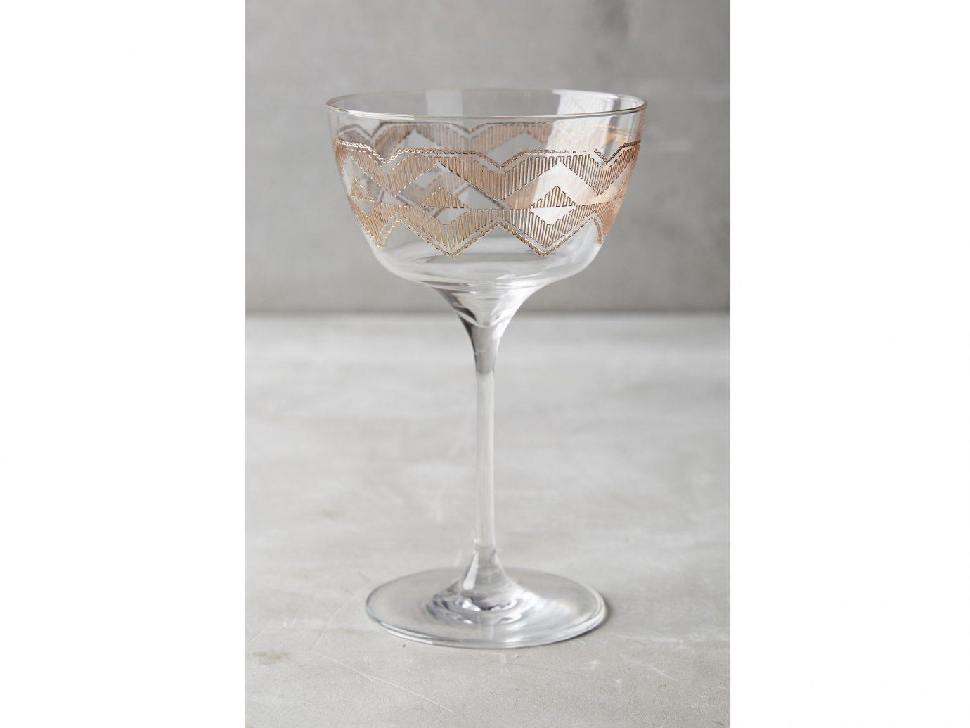 Style + Design container stemware wine glass champagne stemware martini glass drinkware glass tableware material champagne chalice