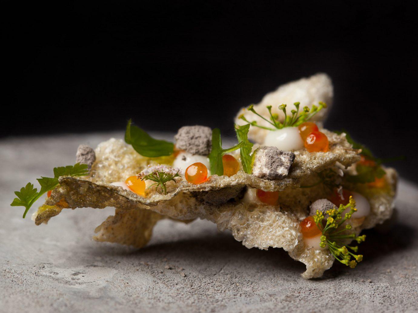 Food + Drink food piece dish sushi cuisine miniature produce macro photography slice