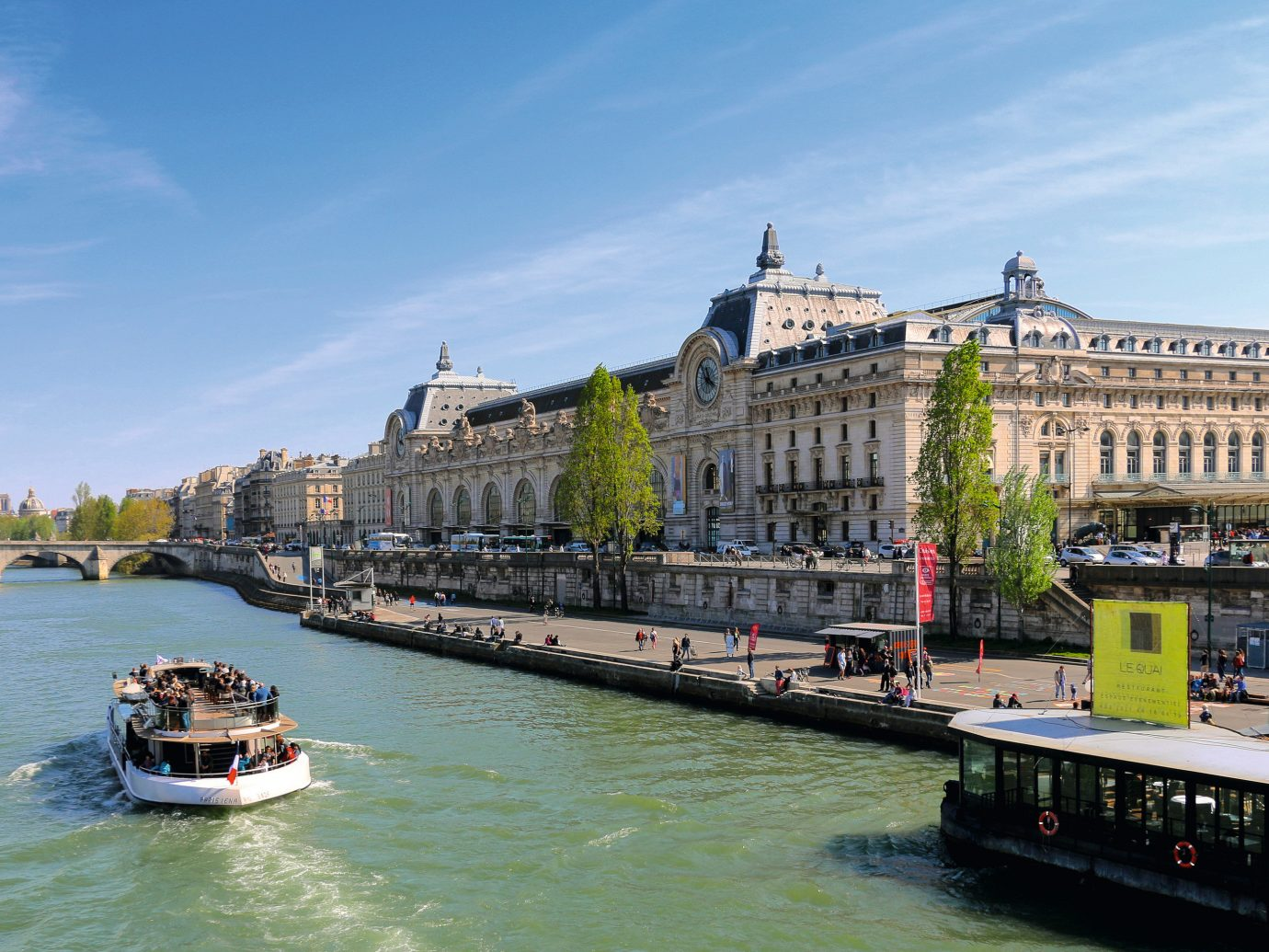 Romance Trip Ideas water outdoor sky Boat River landform scene transport vehicle body of water waterway Canal Harbor tourism vacation channel cityscape Sea traveling