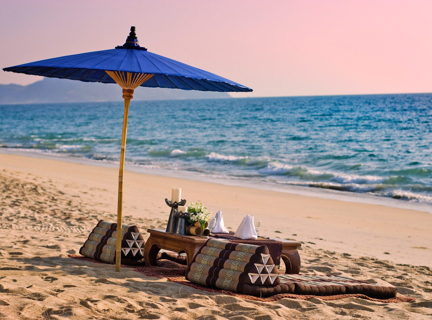 Hotels outdoor sky water Beach body of water Sea natural environment shore vacation Ocean sand Coast vehicle travel set sandy