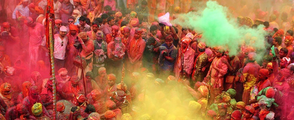 Trip Ideas color red crowd season flower autumn food festival colorful colored