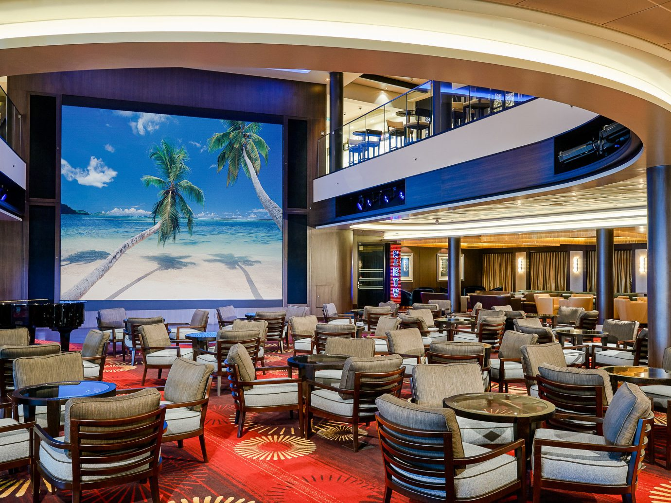 Cruise Travel Luxury Travel Trip Ideas building interior design Lobby restaurant leisure furniture