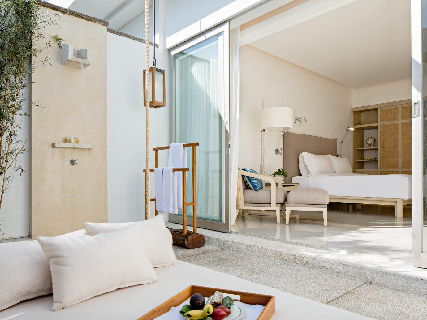 Spring Trips Trip Ideas indoor floor room Living interior design Suite real estate door window living room interior designer furniture decorated