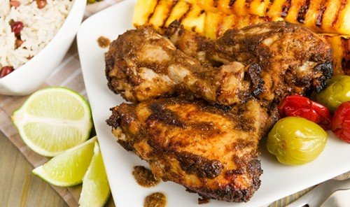 Trip Ideas food plate dish meat fried food grilling fish meal chicken meat cuisine produce tandoori chicken pork chop fried chicken different sliced containing