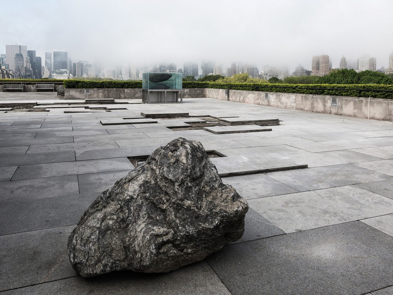 Arts + Culture ground outdoor rock way road surface sculpture sidewalk memorial monument material concrete cement paving