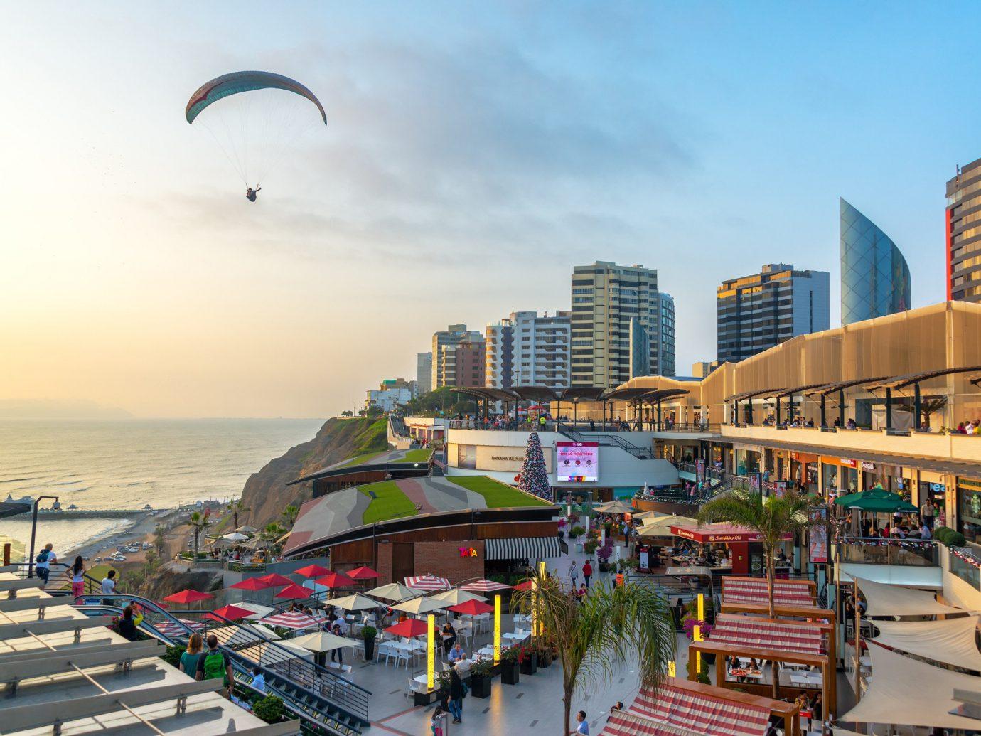 Travel Tips sky outdoor vacation cityscape walkway