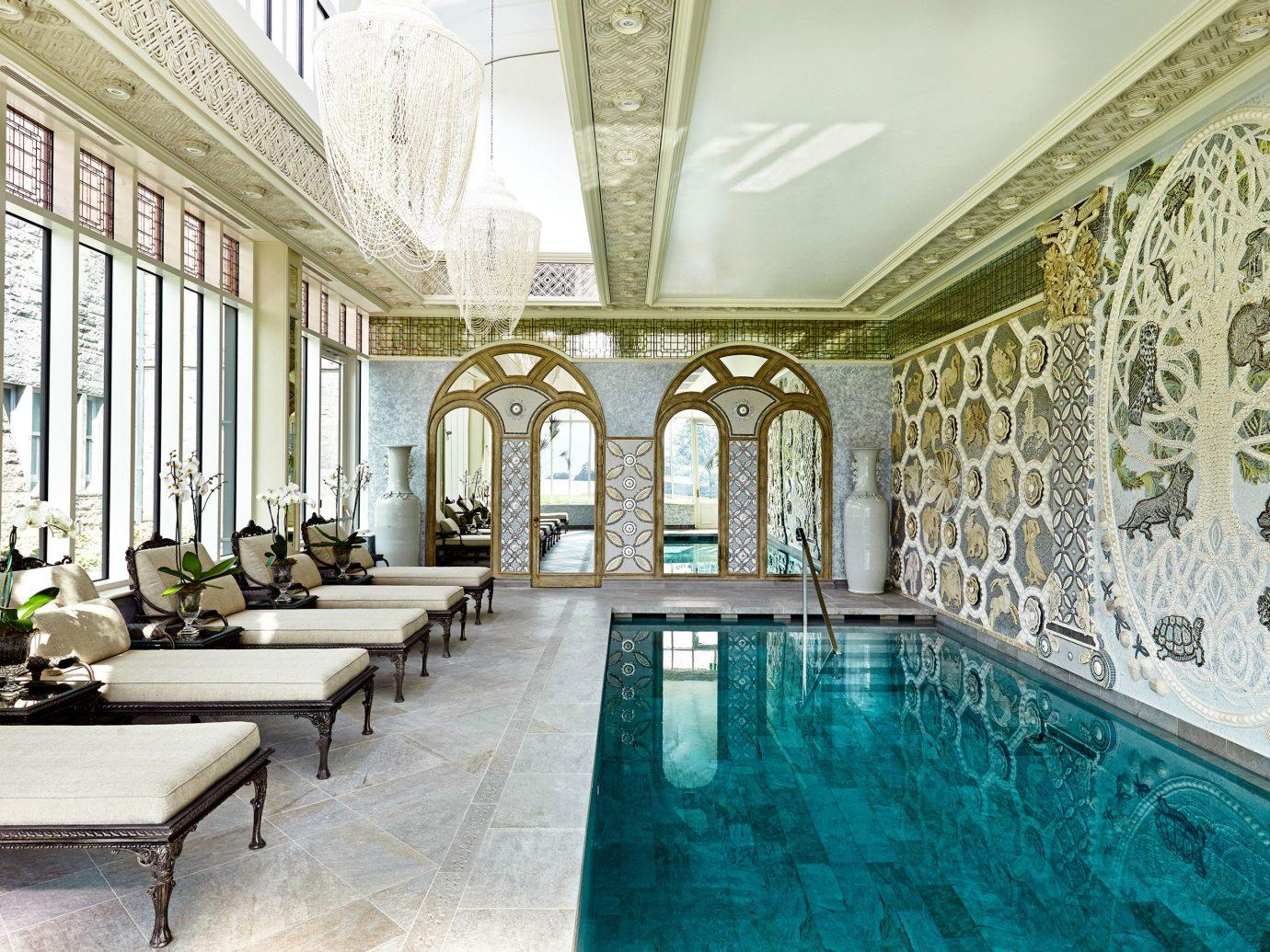 Trip Ideas indoor property estate room building mansion palace interior design Lobby Villa stone