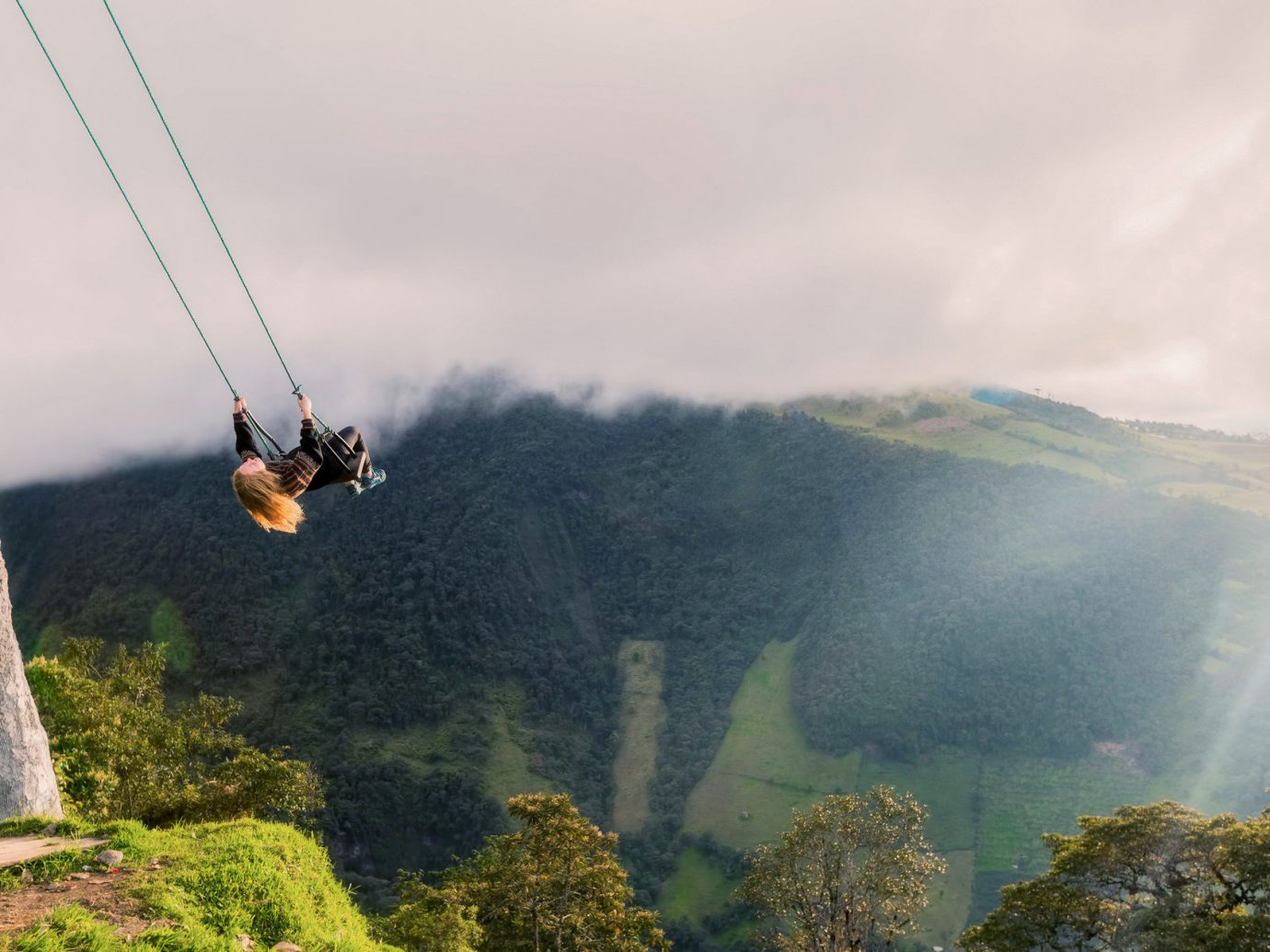 Trip Ideas sky outdoor jumping Adventure mountain sports extreme sport physical exercise mountain range day