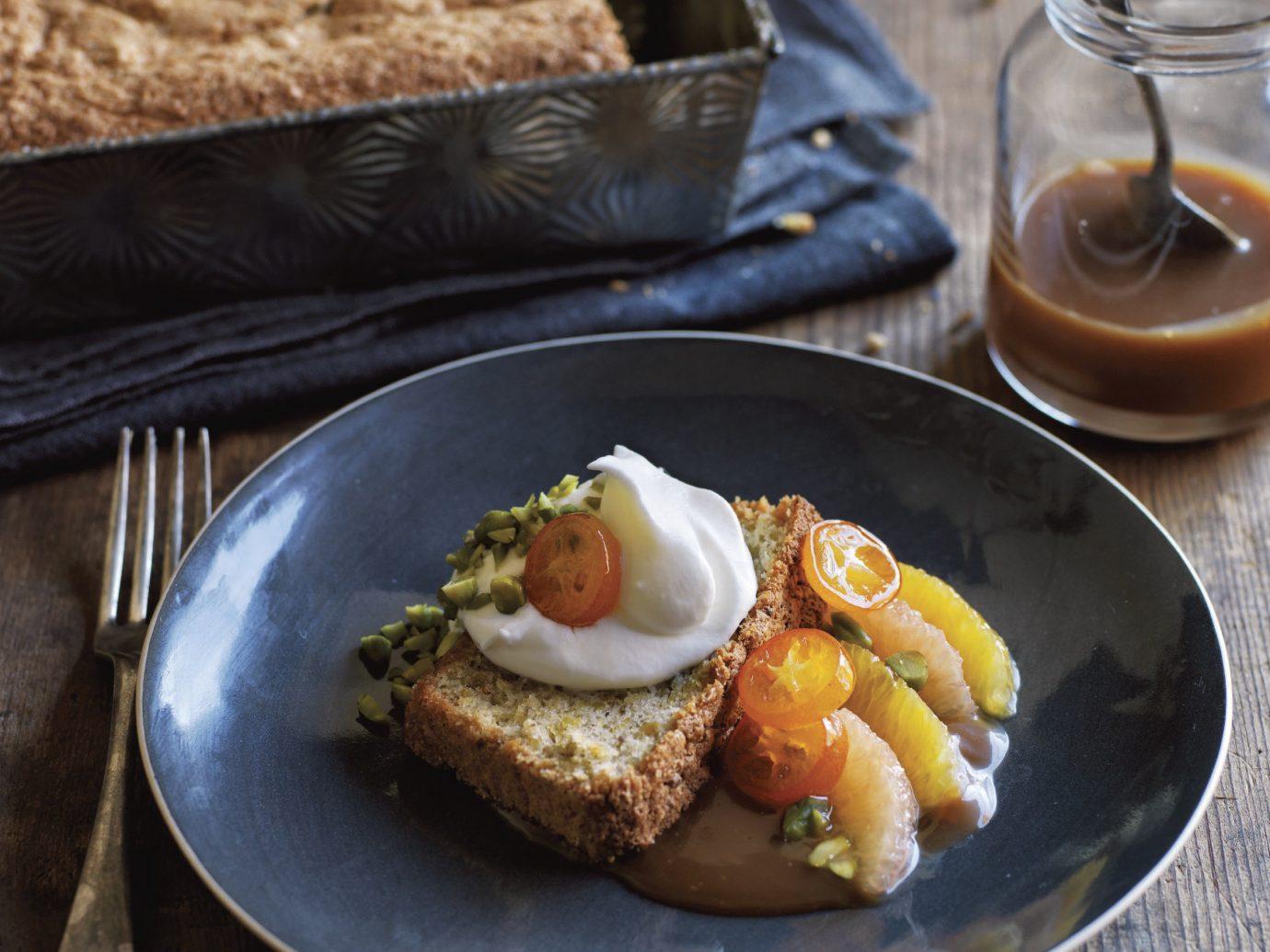 Food + Drink plate table food dish meal breakfast produce plant land plant vegetable flowering plant fruit